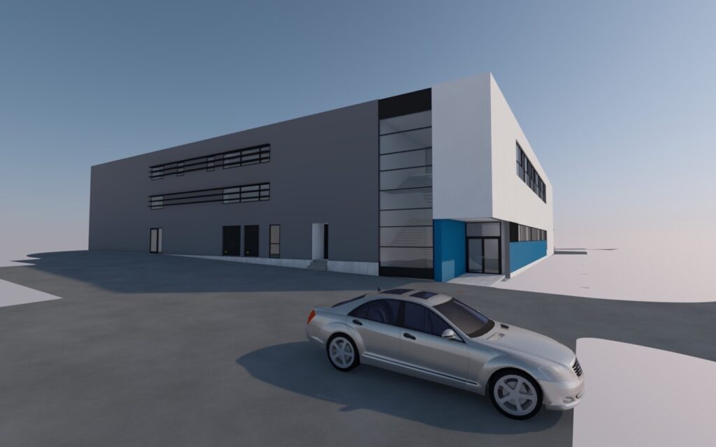 Obrat, factory